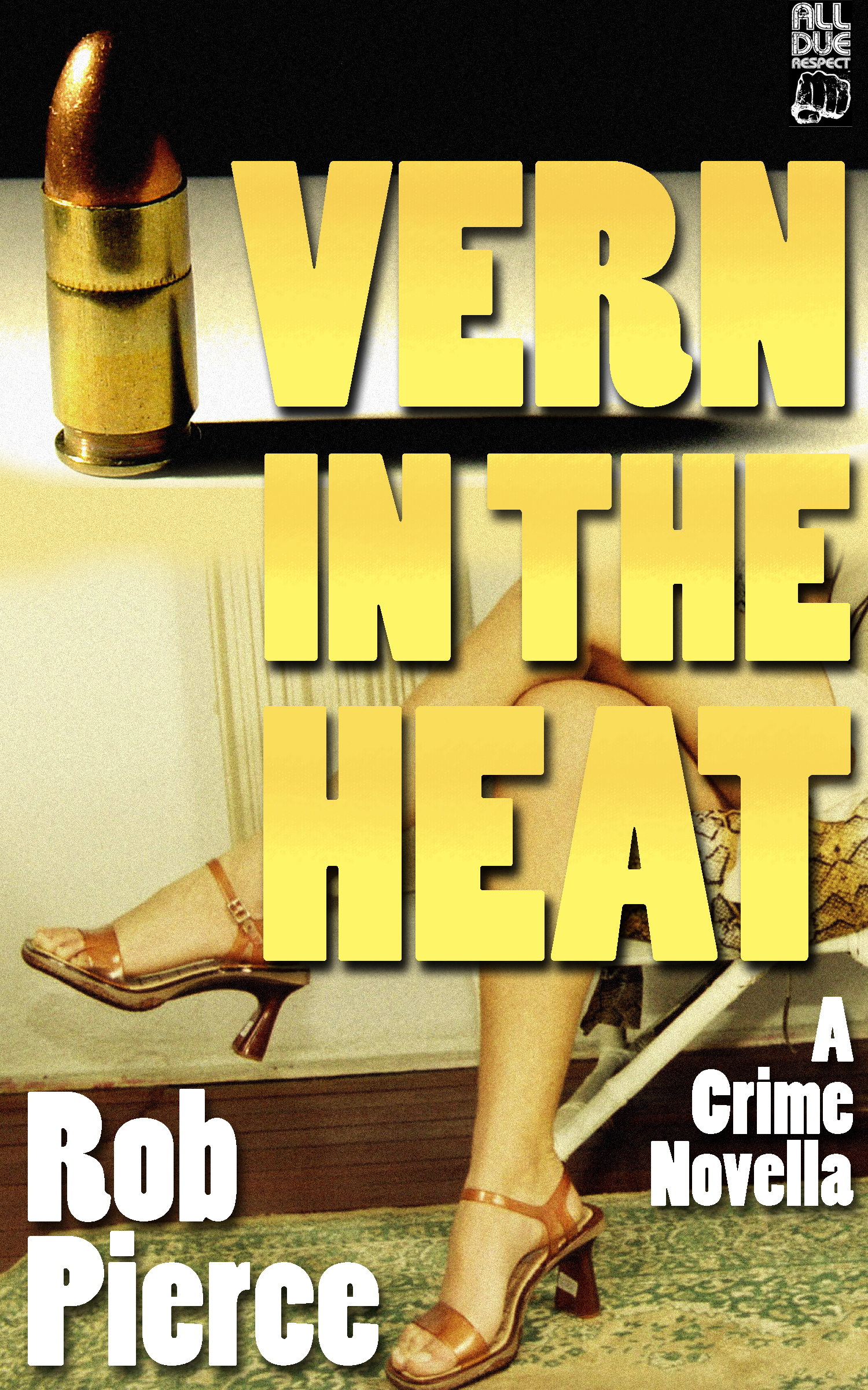 Vern In The Heat cover